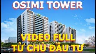 Căn hộ Osimi Tower Gò Vấp | Video Full HD từ Chủ Đầu Tư