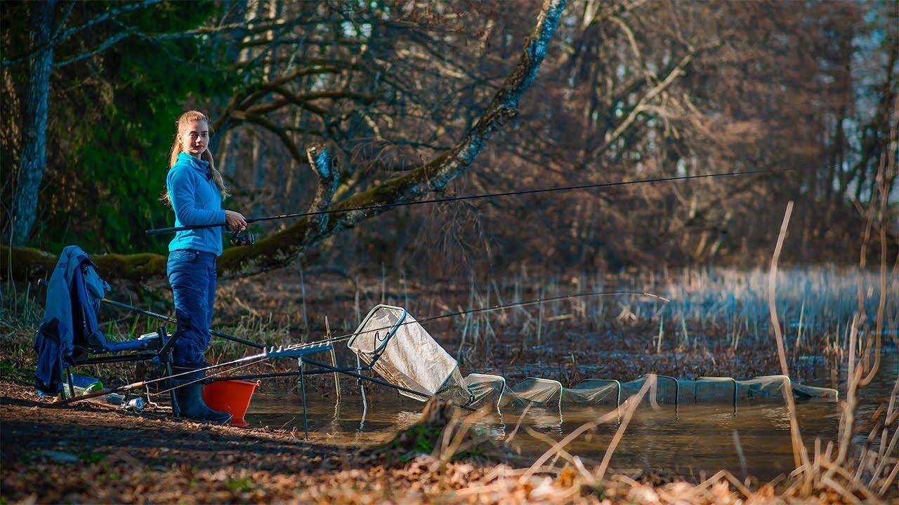 Рыбалка на озере ВЕСНОЙ 2021 - trailer