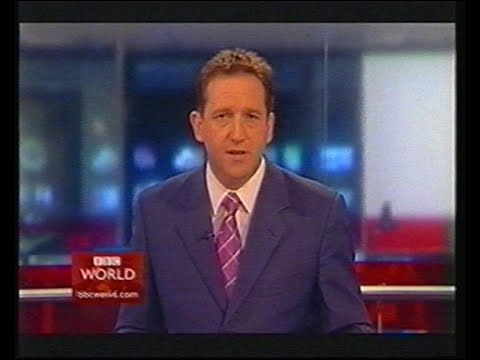 BBC World | Hurricane Katrina: BBC News + Reporters headlines (2005).