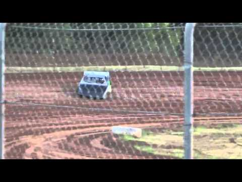 Ark La Tex speedway southern crate latemodel hot laps