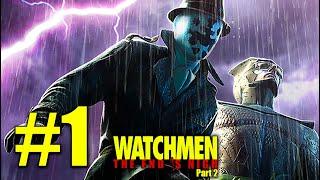 Watchmen - The End is Nigh Part 2 (PC) walkthrough part 1