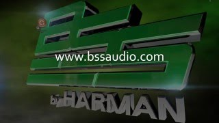 BSS Audio Going Online - Video Manual Series