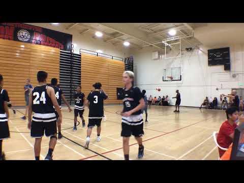 14u Black vs 14u Game Point San Diego Adidas Team