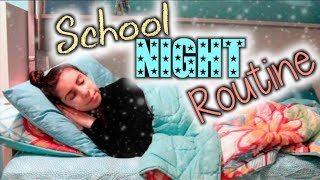 My Night Routine for School! Thumbnail