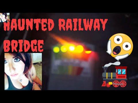 HAUNTED BRIDGE CHESTER UK K2 METER