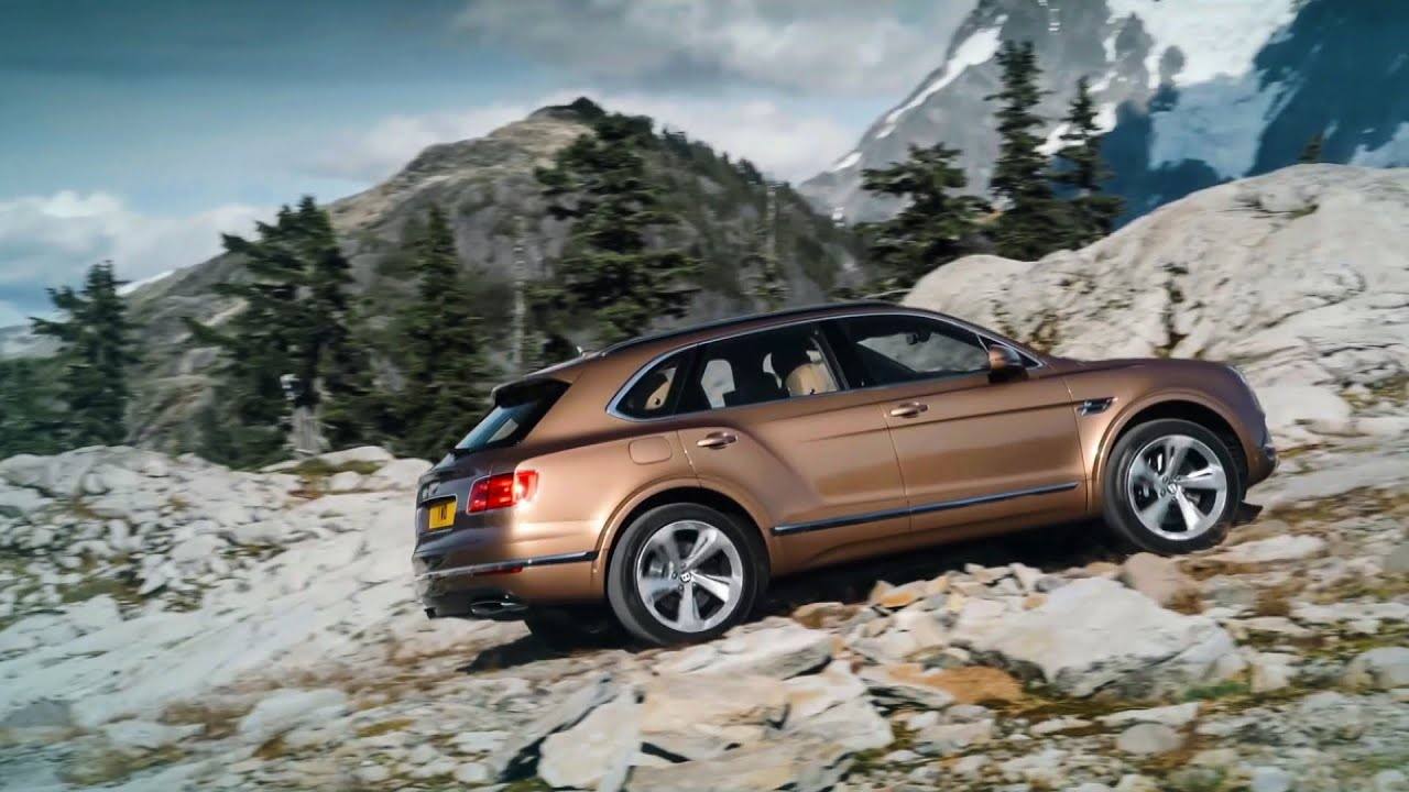 "bentley bentayga 2016 – ""das luxuriöseste suv der welt"" - youtube"