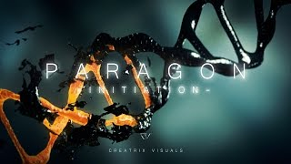 PARAGON INITIATION (A Sci Fi Film Concept)