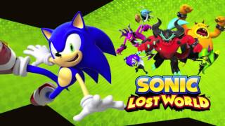Sonic Lost World Music: Stage Clear