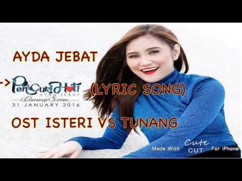 Ayda Jebat - Pencuri Hatiku Lirik