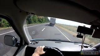 GoPro Hero Volkswagen Transporter VW T4 1.9TD POV DRIVE поездка за рулем Скадовский район