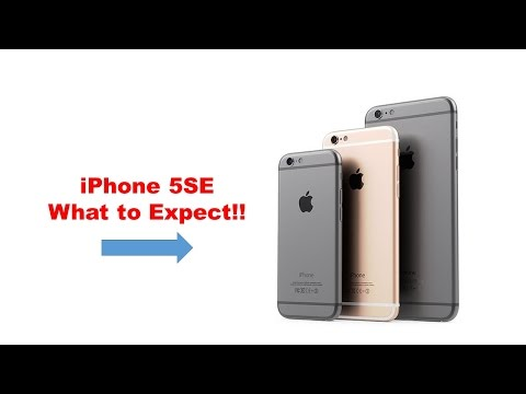 iPhone 5SE: What to Expect from a 4-inch iPhone!!!
