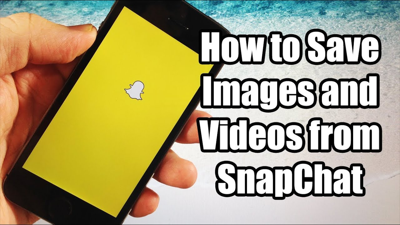 Image effect for salve snapchat videos