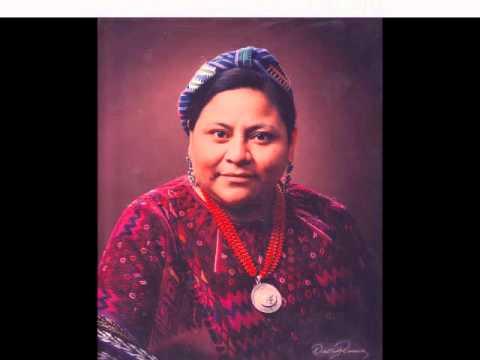 Biografia sobre Rigoberta Menchú ...