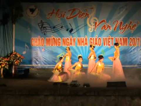 Quê tôi - Múa_Sinh viên khối Y1 Đại học Y Thái Bình