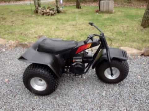 KAWASAKI ATC ATV - THREE 3 WHEELER - MANCO - 4 SALE ON EBAY 5/2009
