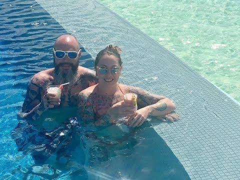 Honeymoon Natalie & Oliver 2017 Lily Beach, Maldives