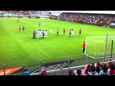Golazo Marvin Angulo vs Cartago 10/04/2016