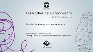 La visión, esa gran desconocida   Alfons Bielsa   Mensa  España