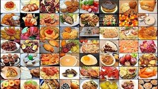 Национальные блюда #2 Сочное и аппетитное видео с хорошей музыкой!!!