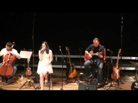 INDIE POP Concierto ► ARCANA ♫ Å ► Promociona MUSICA COPYLEFT Sagunto Auditorio