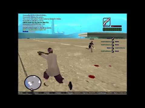 Rozbad VS eFys]FreaK (staré video)