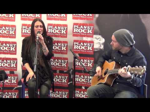 Within Temptation - Summertime Sadness (Planet Rock Live Session)
