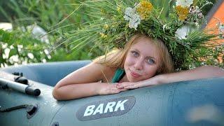 Компания 'BARK' в сюжетах телепередачи 'О Рыбалке Всерьез' 2009г.