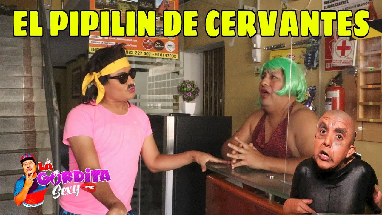 EL PIPILIN DE CERVANTES - CHINO RISAS - LUKY - MARCIANO - MIGUELITO - CHACHIN