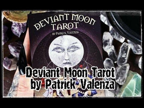 Обзор Колоды Таро Безумной Луны Deviant Moon Tarot