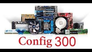 Config PC ( AMD ) pour le jeu à 300 euros !
