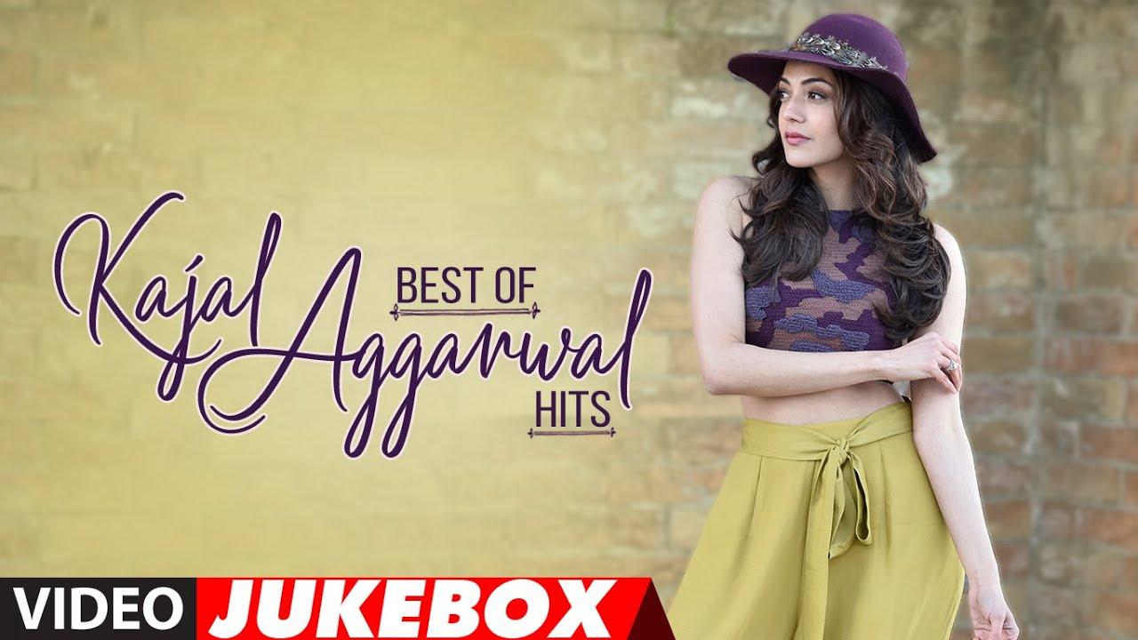 Best Of Kajal Aggarwal Hits Video Jukebox   #HappyBirthdayKajalAggarwal   Latest Telugu Hits Song