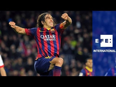 Carles Puyol to leave Barcelona at season's end