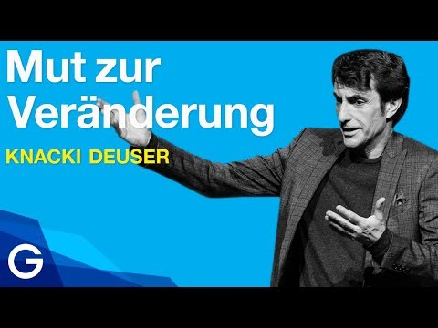 Anders denken, mutig handeln – So veränderst du dein Leben // Klaus-Jürgen