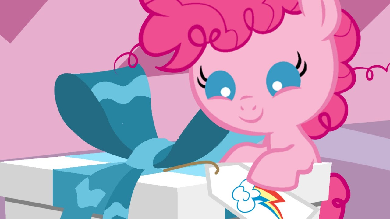 My Little Pony Pinkie Pie Baby Image 0 Babysits – WebScan