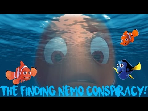 The DEVASTATING Hidden Truth in Finding Nemo! [OUTDATED THEORY]