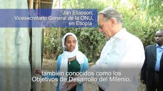 The United Nations is leading a call to action on sanitation (Spanish)