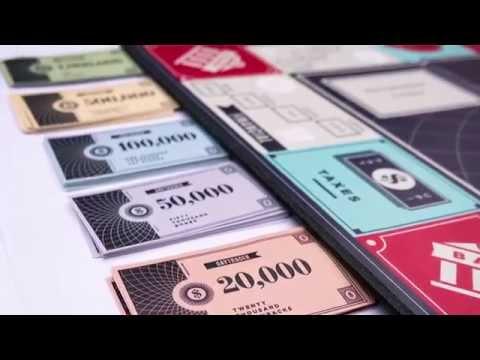DAYTRADER | A Financial Board Game - Press Trailer