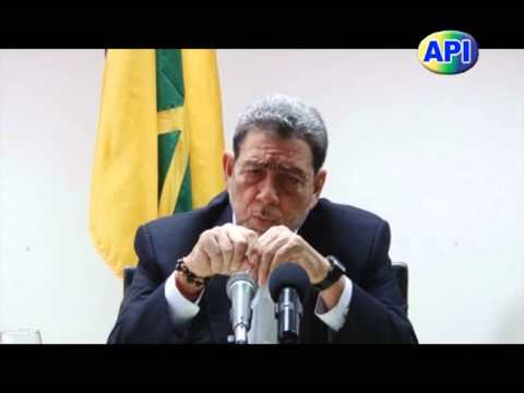 Statement by the Prime Minister of St. Vincent and the Grenadines the Hon. Dr. Ralph E. Gonsalves