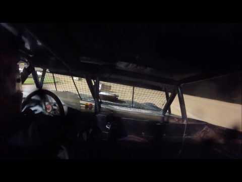 Brett McDonald Feature Lernerville Speedway 6/16/17 IN-CAR