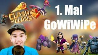 CLASH OF CLANS: GoWiWiPe Premiere im Clan War! ✭ Let's Play Clash of Clans [Deutsch/German HD]