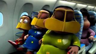 flydubai s safety video produced by freej english