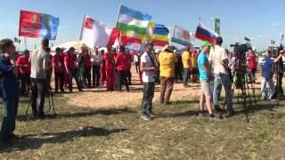 IV Открытый чемпионат России по пахоте - обзор