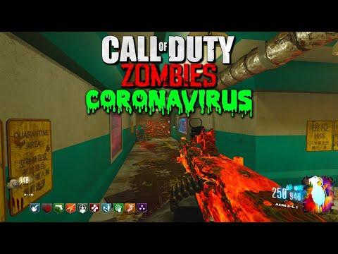 Coronavirus Zombie Pandemic Escape