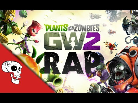 Plants vs. Zombies Garden Warfare 2 Rap by JT Music