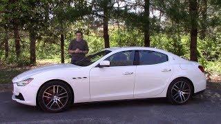 видео Новая Мазерати Гибли. Автосалоны и официальные дилеры Maserati Ghibli.