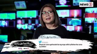#TolWagTroll | Luchi Cruz Valdes Mean Tweets