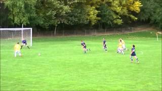 Whitman Soccer (10.23): #5 Sam Freedman Goal vs. George Fox