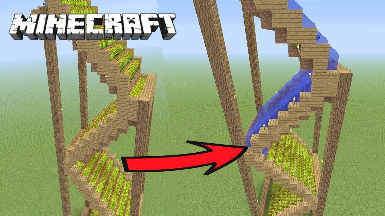 Best Farm Design In Minecraft