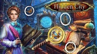 Hidden City®: Hidden Object Adventure, March 2018