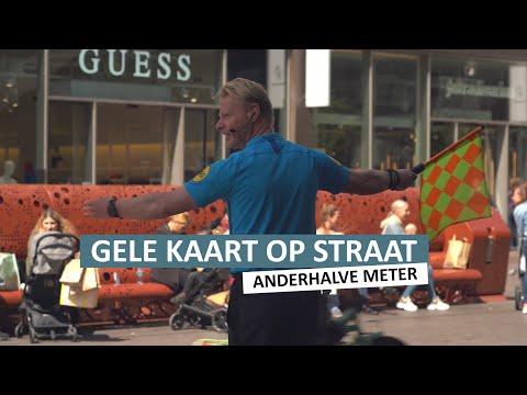 SCHEIDSLIJN #1 | Winkelen op 1,5 meter! Trekt scheidsrechter Kevin Blom zijn kaarten?